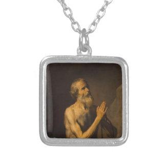Jusepe de Ribera- St. Onuphrius Pendant