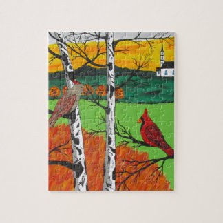 Just A Beautiful Day Jigsaw Puzzle