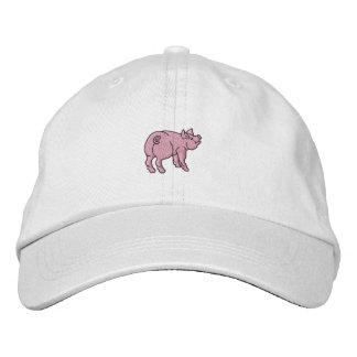 Just A Cute Little Pig Baseball Cap