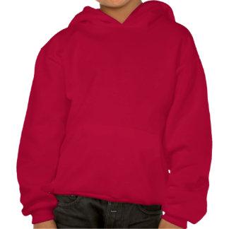 Just A Friend Hooded Sweatshirts