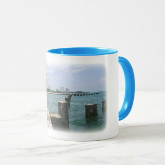 Just A Lazy Day on the Dock Mug