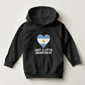 Just A Little Argentinian Hoodie