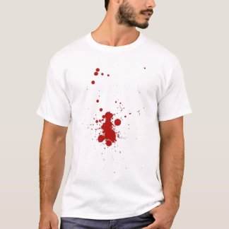 Just a little blood splatter T-Shirt
