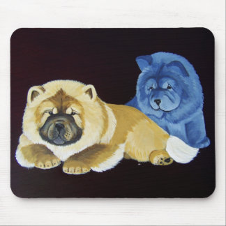 just a little blue mouse pad