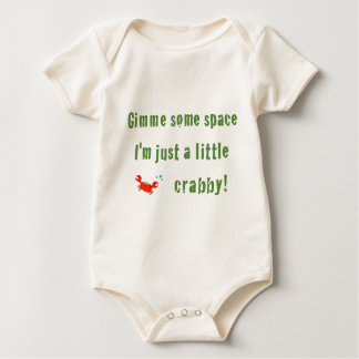 Just A Little Crabby! Organic Creeper