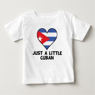 Just A Little Cuban Baby T-Shirt
