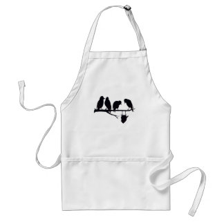 Just A Little Different dark Apron