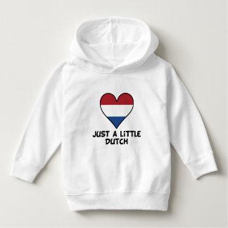 Just A Little Dutch Hoodie