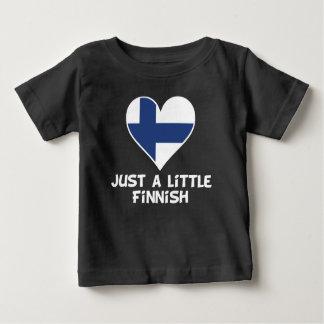 Just A Little Finnish Baby T-Shirt
