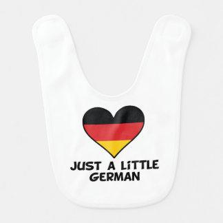 Just A Little German Bib