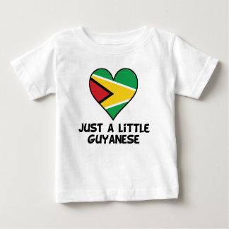 Just A Little Guyanese Baby T-Shirt