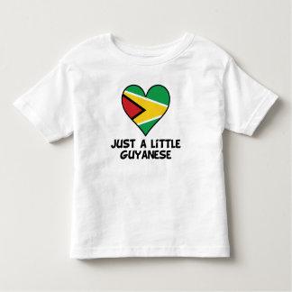 Just A Little Guyanese Toddler T-Shirt