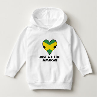 Just A Little Jamaican Hoodie