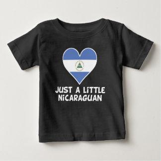 Just A Little Nicaraguan Baby T-Shirt