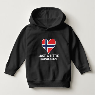 Just A Little Norwegian Hoodie