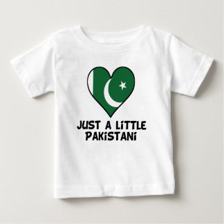 Just A Little Pakistani Baby T-Shirt