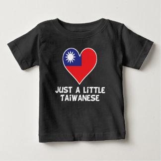 Just A Little Taiwanese Baby T-Shirt