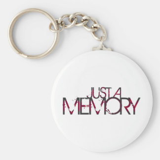 Just A Memory Logo Keychains