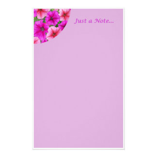Just a Note... Stationary Custom Stationery