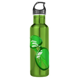 Just A Pair Of Glasses - 12 710 Ml Water Bottle