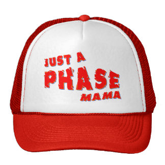 Just a Phase Cap