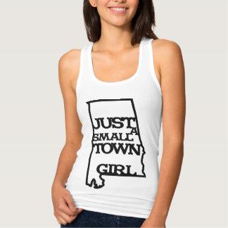 Just a small town Alabama girl  t-shirt