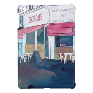 Just Another Day In Small Town iPad Mini Case