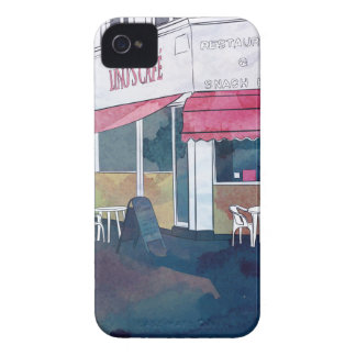 Just Another Day In Small Town iPhone 4 Case