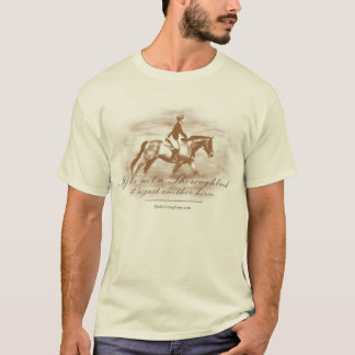 Just Another Horse T-Shirt
