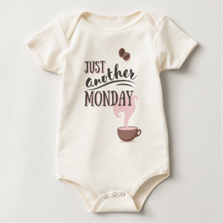 Just Another Monday Apparel Baby Bodysuit