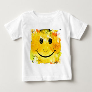 Just another smiley face baby T-Shirt