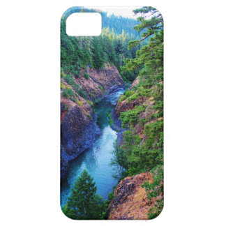 Just Around the River Bend Case For The iPhone 5