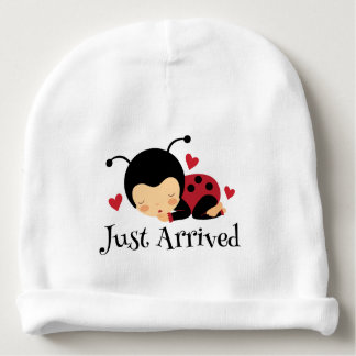 Just Arrived Ladybug Baby Cute Infant hat Baby Beanie