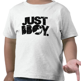 just bboy - black distressed shirts