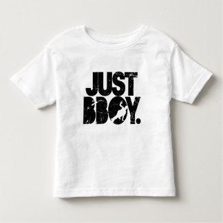 just bboy - black distressed t-shirts