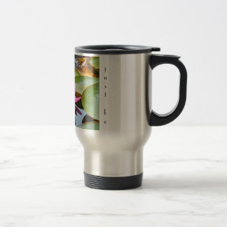 just be lotus travel mug