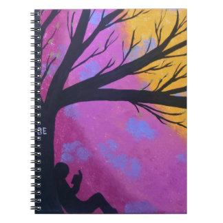 Just BE Spiral Notebook