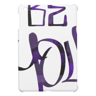 JUST-BE-YOU iPad MINI CASE