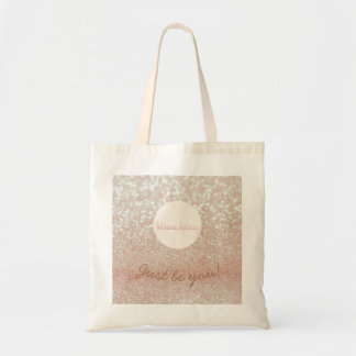 Just be you! Tote