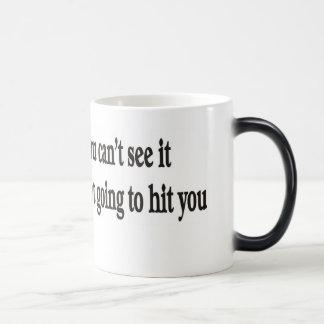 Just because you can't magic mug