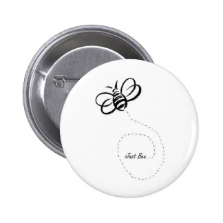 Just Bee Button