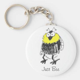 Just Bee Keychain