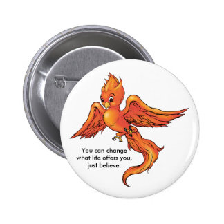 Just Believe Voyager Button