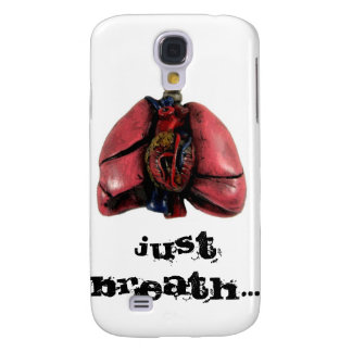 Just Breath Galaxy S4 Covers
