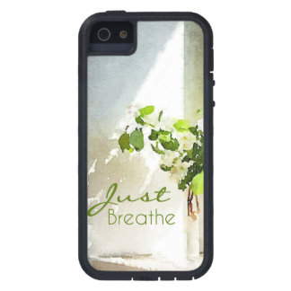 Just Breathe iPhone 5 Cover