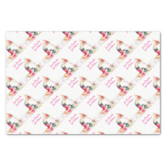 Just Breathe Gift Wrapping Series Tissue Paper