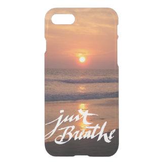 Just Breathe - iPhone 7 case