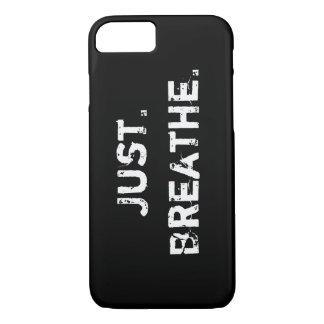 Just Breathe iPhone 7 Case