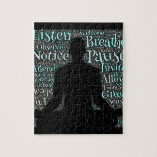 Just Breathe Jigsaw Puzzle