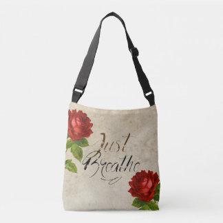 Just Breathe Roses - Bag _ TOTE